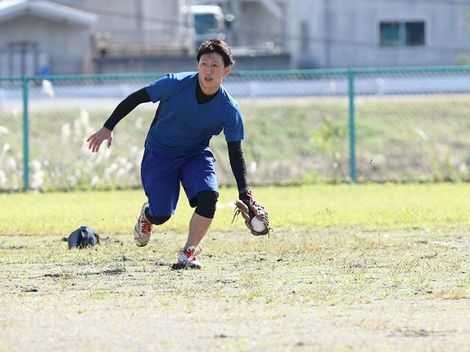 村田町工業団地ソフトボール大会