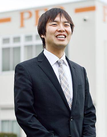 営業部  土田 遼太郎